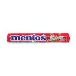 Mentos - Strawberry