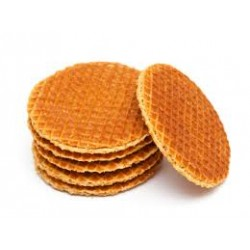 Stroopwafels (Syrup Waffles)